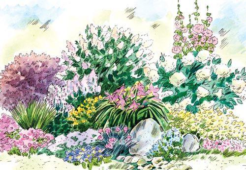 С садовым стилем связан самый