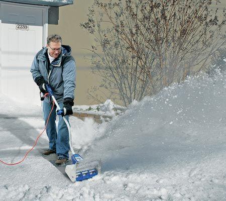 Как самим сделать снегоуборочную машину